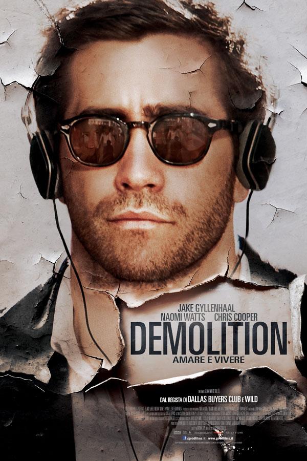 Demolition - locandina