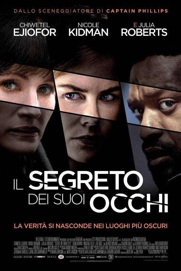Good Films - Il Segreto dei Suoi Occhi - locandina