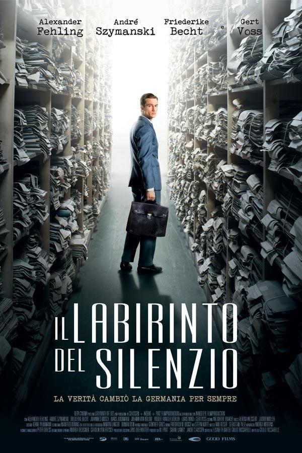 Good Films - Il Labirinto del Silenzio - locandina